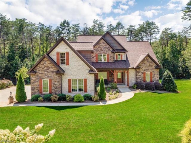 650 Oak Bend Lane, Lewisville, NC 27023 (MLS #892920) :: Lewis & Clark, Realtors®
