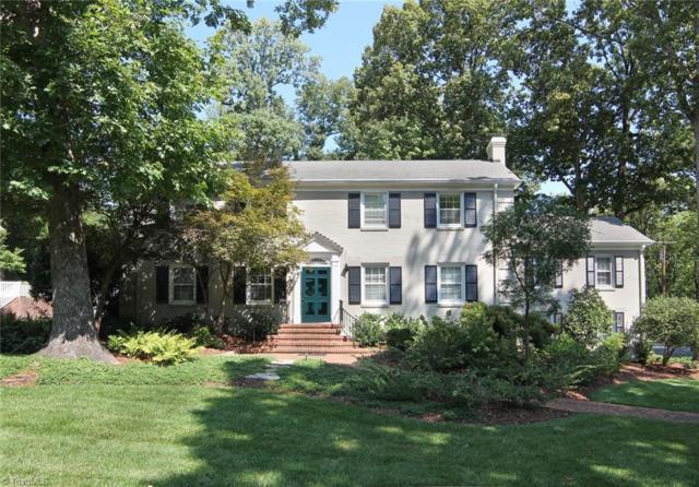 2500 W Market Street, Greensboro, NC 27403 (MLS #893977) :: Kristi Idol with RE/MAX Preferred Properties