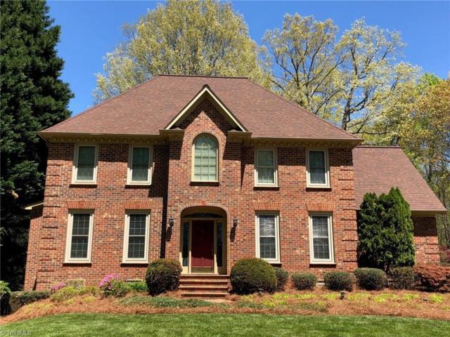 3806 Brassfield Oaks Court, Greensboro, NC 27410 (MLS #900562) :: The Temple Team
