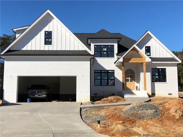 8 Benjamin Court, Greensboro, NC 27455 (MLS #900948) :: Kristi Idol with RE/MAX Preferred Properties