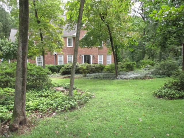 3909 Waterside Drive, Greensboro, NC 27406 (MLS #902884) :: NextHome In The Triad