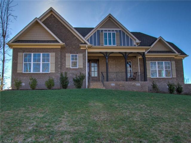 8105 Poplar Bluff Drive, Stokesdale, NC 27357 (MLS #905369) :: Kristi Idol with RE/MAX Preferred Properties