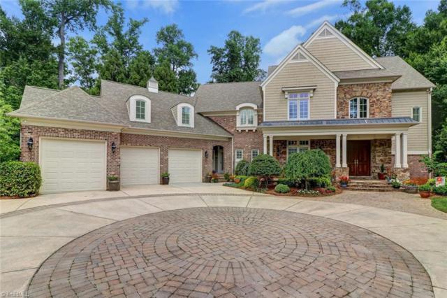 10 Lake Bluff Court, Greensboro, NC 27410 (MLS #905506) :: HergGroup Carolinas
