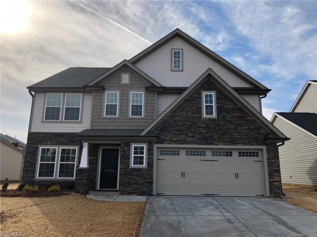 1439 Land Grove Drive, Kernersville, NC 27284 (MLS #905879) :: The Temple Team