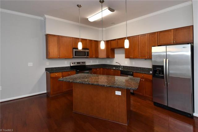 1111 Marshall Street #464, Winston Salem, NC 27101 (MLS #906194) :: HergGroup Carolinas | Keller Williams