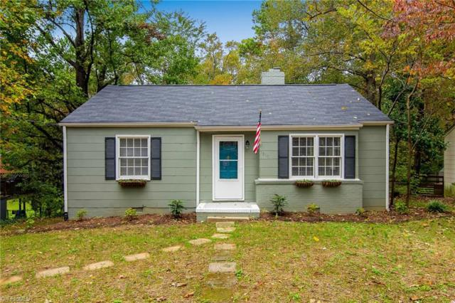 1910 Colonial Avenue, Greensboro, NC 27408 (MLS #909710) :: Kristi Idol with RE/MAX Preferred Properties