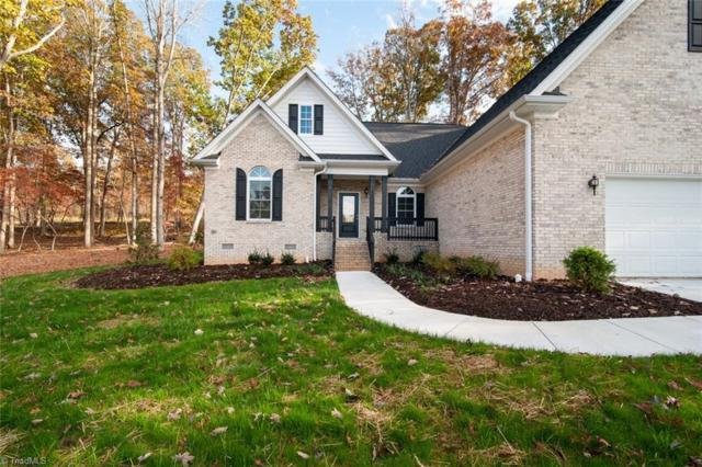 447 Harborgate Drive, Denton, NC 27239 (MLS #910298) :: NextHome In The Triad
