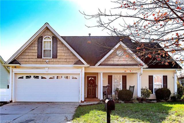 1544 Crestlawn Trail, Pfafftown, NC 27040 (MLS #910776) :: HergGroup Carolinas