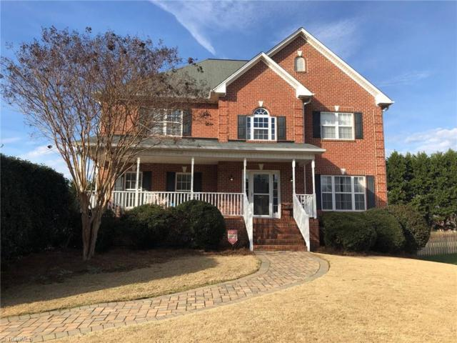 246 Scottsdale Drive, Advance, NC 27006 (MLS #912449) :: Kristi Idol with RE/MAX Preferred Properties