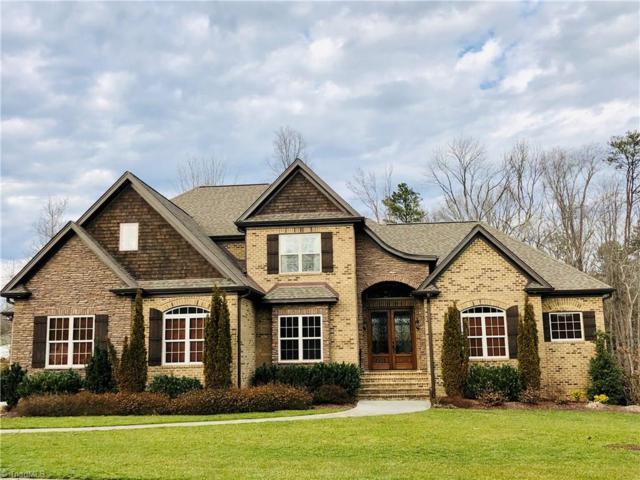 8878 Cravenwood Drive, Oak Ridge, NC 27310 (MLS #913543) :: Kristi Idol with RE/MAX Preferred Properties