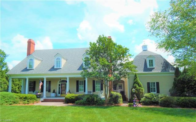 6808 Polo Farms Drive, Summerfield, NC 27358 (MLS #913628) :: HergGroup Carolinas