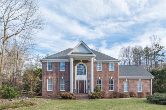 3211 Cabarrus Drive, Greensboro, NC 27407 (MLS #914090) :: Kristi Idol with RE/MAX Preferred Properties