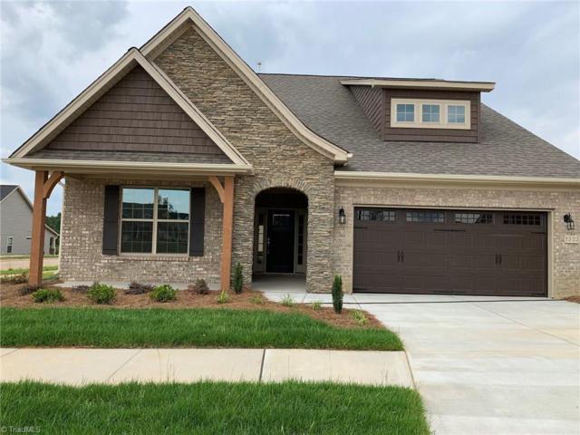 1323 Stone Gables Drive Lot 51, Elon, NC 27244 (MLS #915241) :: Ward & Ward Properties, LLC