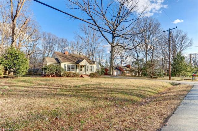 706 Cannon Road, Greensboro, NC 27410 (MLS #915898) :: Berkshire Hathaway HomeServices Carolinas Realty