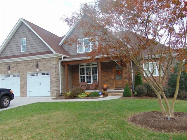 454 Ryder Cup Lane, Clemmons, NC 27012 (MLS #916036) :: Kristi Idol with RE/MAX Preferred Properties