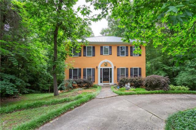 313 Ridgeland Drive, High Point, NC 27262 (MLS #916487) :: Berkshire Hathaway HomeServices Carolinas Realty