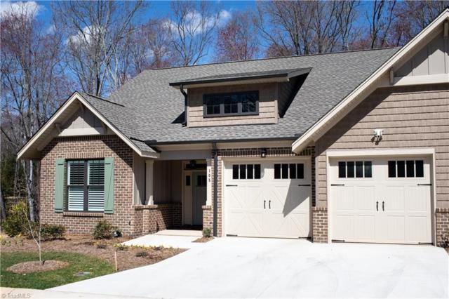 105 Beckham Drive, Greensboro, NC 27455 (MLS #916940) :: HergGroup Carolinas