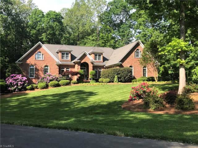 7944 Lasley Forest Road, Lewisville, NC 27023 (#921721) :: Premier Realty NC