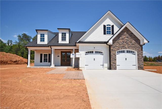 1619 Wisteria Drive, Winston Salem, NC 27106 (MLS #921911) :: Berkshire Hathaway HomeServices Carolinas Realty