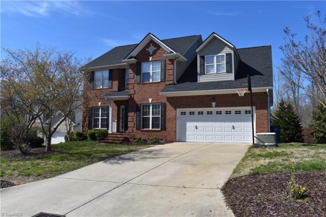 6379 Clubside Drive, Whitsett, NC 27377 (MLS #922422) :: Kristi Idol with RE/MAX Preferred Properties