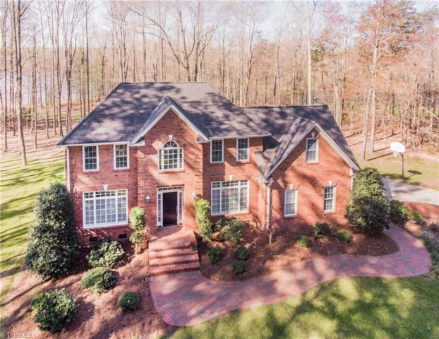 3806 Summit Lakes Drive, Browns Summit, NC 27214 (MLS #924818) :: Lewis & Clark, Realtors®