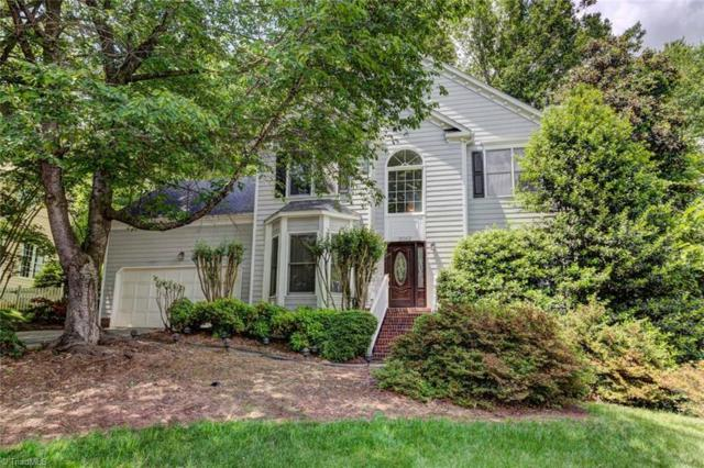 2012 Warwickshire Drive, Greensboro, NC 27455 (MLS #925656) :: Kristi Idol with RE/MAX Preferred Properties