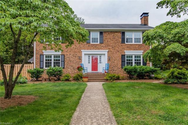 1407 Forest Hill Drive, Greensboro, NC 27410 (MLS #930372) :: Berkshire Hathaway HomeServices Carolinas Realty