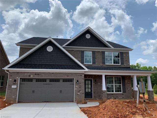 1316 Stone Gables Drive Lot 48, Elon, NC 27244 (MLS #931638) :: Kim Diop Realty Group