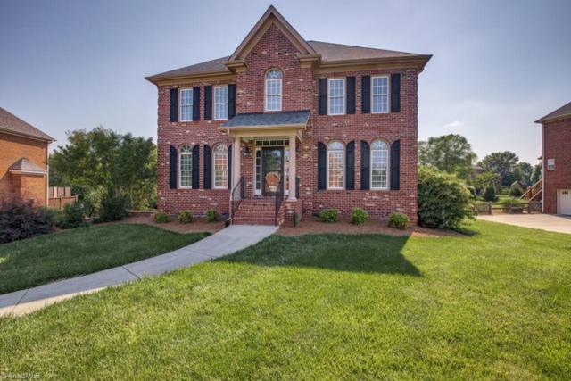547 N Hiddenbrooke Drive, Advance, NC 27006 (MLS #931811) :: HergGroup Carolinas