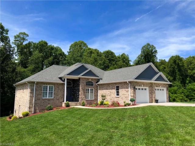 248 Topview Drive, Wilkesboro, NC 28697 (MLS #934974) :: Berkshire Hathaway HomeServices Carolinas Realty