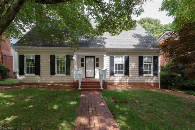 205 Village Green Square, Winston Salem, NC 27104 (MLS #935816) :: Berkshire Hathaway HomeServices Carolinas Realty