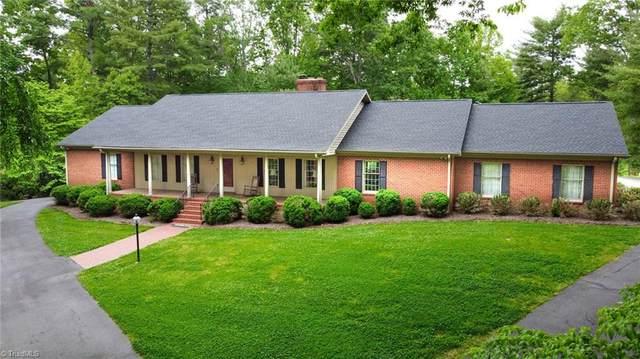507 Cross Creek Drive, Mount Airy, NC 27030 (MLS #936564) :: Berkshire Hathaway HomeServices Carolinas Realty