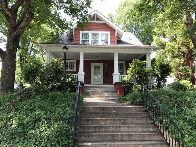 207 E Hendrix Street, Greensboro, NC 27401 (MLS #939411) :: Berkshire Hathaway HomeServices Carolinas Realty