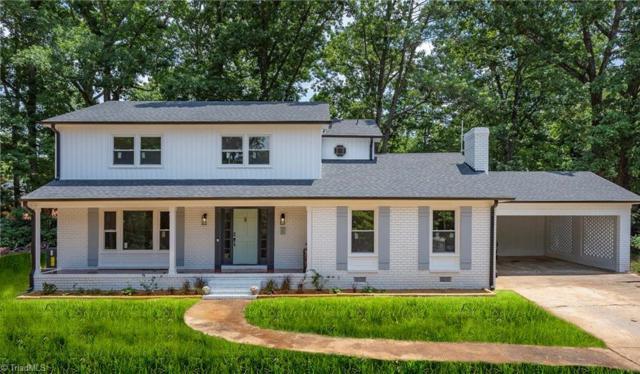 1 Greenbrook Court, Greensboro, NC 27408 (MLS #940273) :: Berkshire Hathaway HomeServices Carolinas Realty