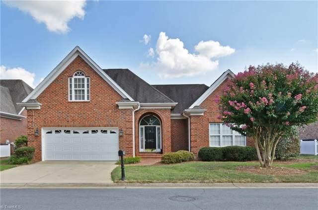 140 Ashton Place Circle, Winston Salem, NC 27106 (MLS #945347) :: Ward & Ward Properties, LLC