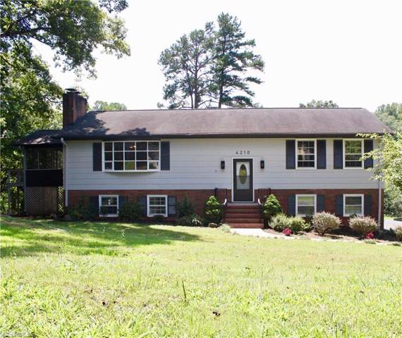 4210 Niblick Drive, Pfafftown, NC 27040 (MLS #945982) :: RE/MAX Impact Realty