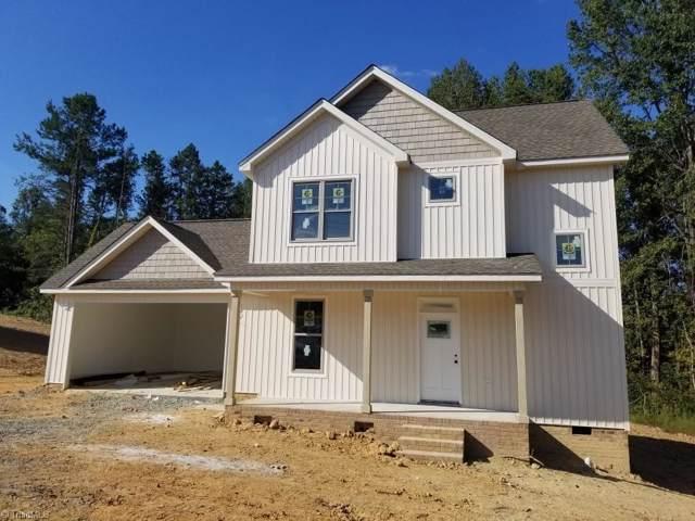 0 Siler Street Lot 10, Archdale, NC 27263 (MLS #947178) :: Ward & Ward Properties, LLC