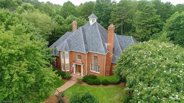 4650 Cherryhill Lane, Winston Salem, NC 27106 (MLS #947388) :: Ward & Ward Properties, LLC