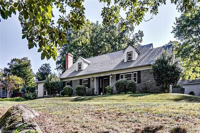 525 Cliff Road, Asheboro, NC 27205 (MLS #948231) :: Ward & Ward Properties, LLC