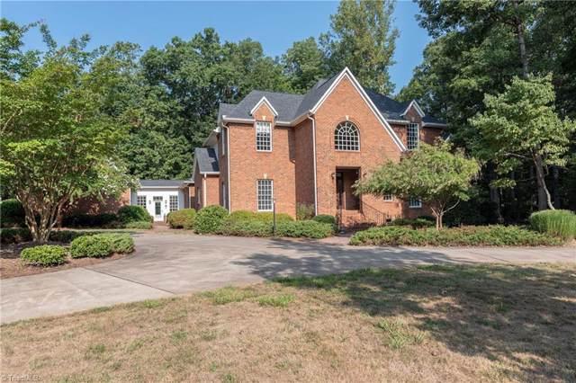 151 Newcomb Lane, Lewisville, NC 27023 (MLS #949482) :: Ward & Ward Properties, LLC