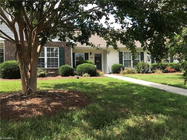503 Bowen Lake Drive, Kernersville, NC 27284 (MLS #949607) :: HergGroup Carolinas | Keller Williams