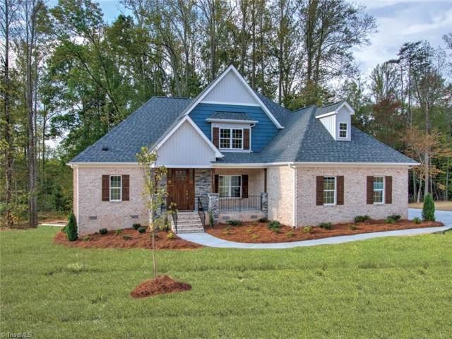 1647 Cappoquin Way, Burlington, NC 27215 (MLS #952518) :: Ward & Ward Properties, LLC