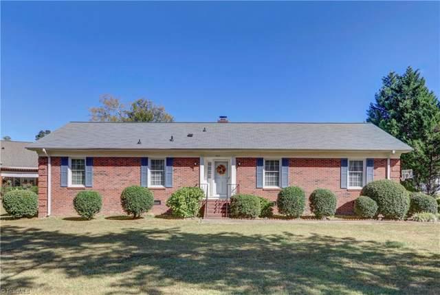 4705 Middleton Drive, Greensboro, NC 27406 (MLS #953441) :: Ward & Ward Properties, LLC