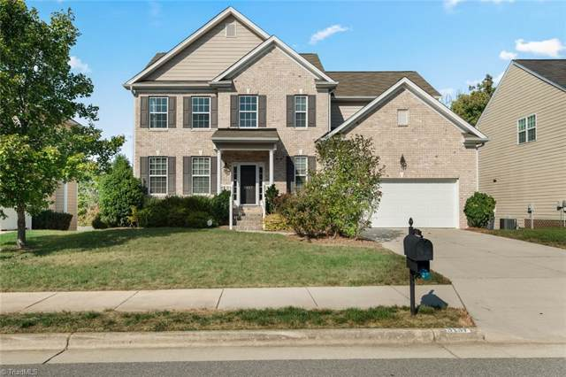 3137 Cranberry Ridge Drive, High Point, NC 27265 (MLS #953455) :: HergGroup Carolinas   Keller Williams