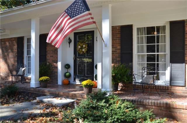1304 Hempshire Court, High Point, NC 27262 (MLS #953729) :: Ward & Ward Properties, LLC