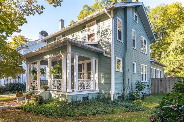 605 N Mendenhall Street, Greensboro, NC 27401 (MLS #954568) :: Ward & Ward Properties, LLC