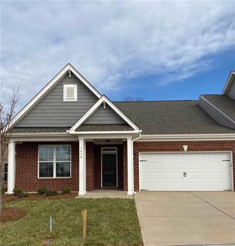 1410 Farm Ridge Road, Kernersville, NC 27284 (MLS #955484) :: Ward & Ward Properties, LLC