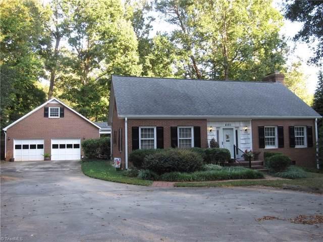 4151 Winchester Road, Winston Salem, NC 27106 (MLS #956472) :: Ward & Ward Properties, LLC