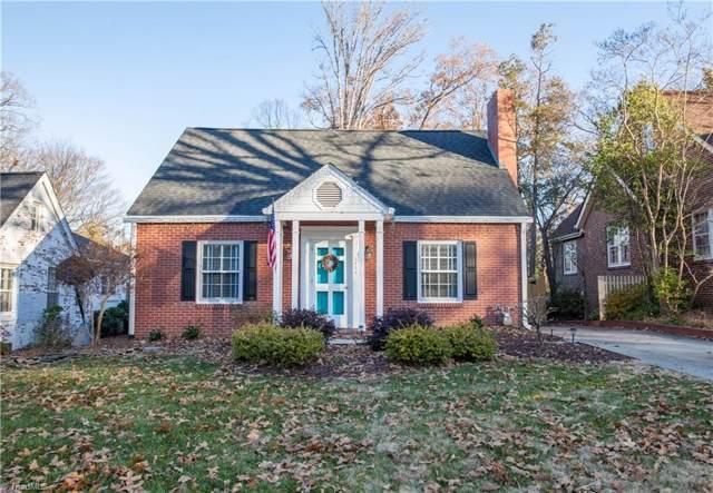2406 Sylvan Road, Greensboro, NC 27403 (MLS #957004) :: Ward & Ward Properties, LLC