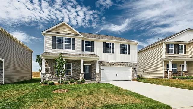 6933 Quarter Horse Drive #8, Trinity, NC 27370 (MLS #957228) :: Berkshire Hathaway HomeServices Carolinas Realty